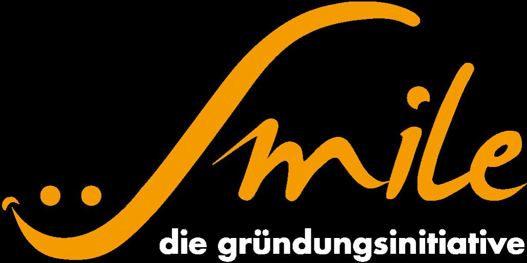 Logo SMILE - weiß