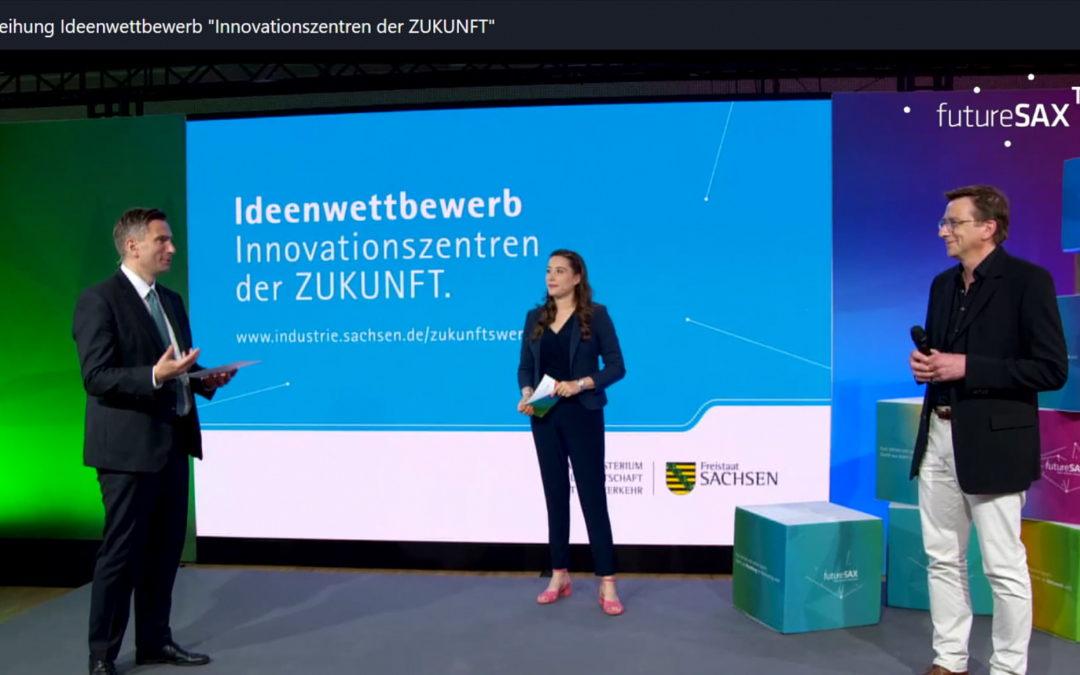 """SMILE-Projekt RegioKüche gewinnt Ideenwettbewerb """"Innovationszentren der ZUKUNFT."""""""
